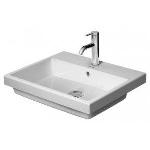 DURAVIT Vero Air Vstavané umývadlo 550 x 455 mm, rôzne prevedenia