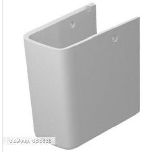 DURAVIT P3 Comforts Polostĺp 165 x 230 mm 085838