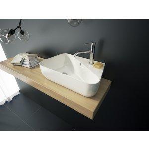Aquatek DORA Obdélníkové keramické umyvadlo