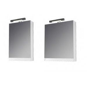 Kronzi ZEN Zrkadlo s dvierkami rôzne rozmery