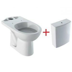 Geberit Selnova Stojacie WC so splachovacou nádržkou rôzne prevedenia