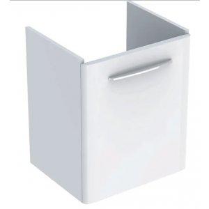 Geberit Selnova Square různá provedení Jednodveřová skříňka pod umyvadlo