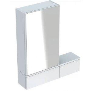 Geberit Selnova Square různá provedení Zrcadlová skříňka