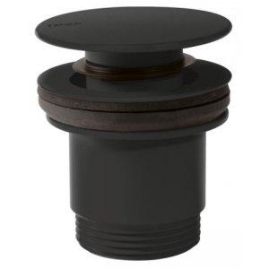 Tres 24284001 Umývadlový ventik klik-klak velká zátka rôzne farby (2.42.840.01)