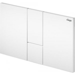 VIEGA Prevista WC ovládacia doska, plast model 8614.1