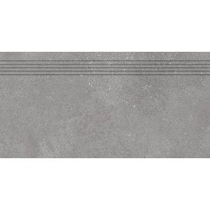 RAKO BETONICO schodovka sivá 30x60 DCPSE791