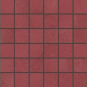 RAKO BLEND mozaika set 30x30 cm bordová 5x5 WDM06810