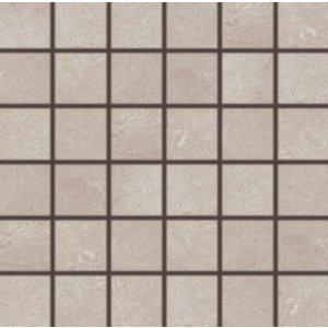 RAKO LIMESTONE mozaika set 30x30 cm béžovosivá 5x5 DDM06802