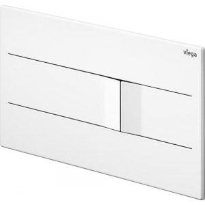 VIEGA Prevista WC ovládacia doska, ušľachtilá oceľ model 8621.1