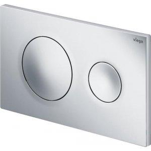 VIEGA Prevista WC ovládacia doska, plast model 8610.1
