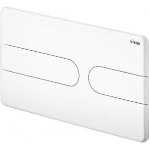 VIEGA Prevista WC ovládacia doska, plast model 8613.1