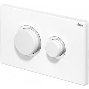 VIEGA Prevista WC ovládacia doska, ušľachtilá oceľ model 8631.1