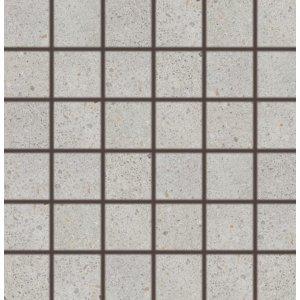 RAKO PIAZZETTA mozaika set 30x30 cm svetlá sivá 5x5 DDM06788
