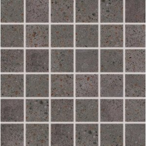RAKO PIAZZETTA mozaika set 30x30 cm čierna 5x5 DDM06789