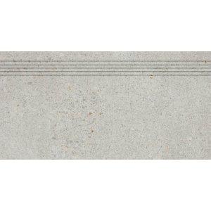 RAKO PIAZZETTA schodovka svetlá sivá 30x60 DCPSE788