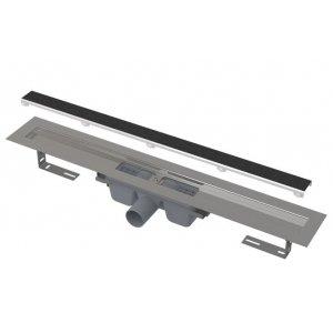 Alcaplast Podlahový žľab bez okraja s roštom pre vloženie dlažby  APZ15