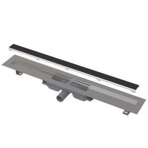 Alcaplast Podlahový žľab bez okraja s roštom pre vloženie dlažby APZ115