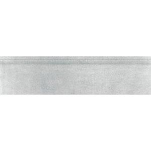 RAKO REBEL schodovka sivá 30x120 DCPVF741