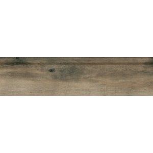 RAKO SALOON schodovka tmavá hnedá 30x120 DCPVF748