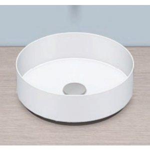 Alape UNISONO Umývadlová misa okrúhla 32,5 cm, rôzne prevedenia AB.KE325