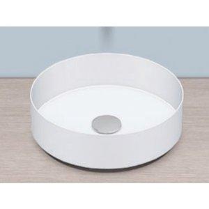 Alape UNISONO Umývadlová misa okrúhla 37,5 cm rôzne prevedenia AB.KE375
