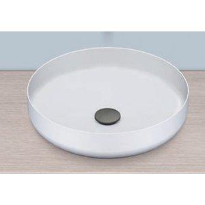 Alape SONDO Umývadlová misa okrúhla 45 cm, rôzne prevedenia AB.SO450.1