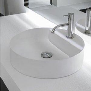 Antonio Lupi SIMPLO Okrúhle umývadlo rôzne prevedenia, 45 cm