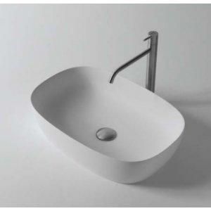 Antonio Lupi SENSO Obdĺžnikové umývadlo 60 x 40 x 15 cm
