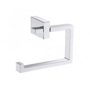 Bemeta GAMMA Držiak toaletného papiera bez krytu 128x98x50 mm, chróm 145812022