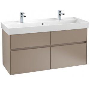 Villeroy & Boch Collaro Spodná skrinka pod umývadlo rôzne vyhotovenia, 1154 x 546 x 444 mm