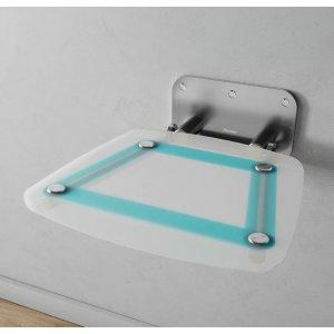 Ravak Flat Sedadlo OVO B II sklopné rôzne farby
