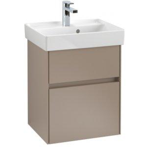 Villeroy & Boch Collaro Skrinka pod umývadielko rôzne vyhotovenia, 460 x 546 x 374 mm