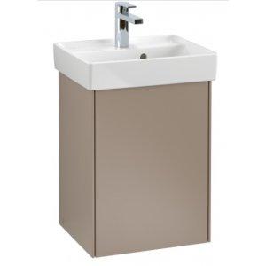 Villeroy & Boch Collaro Skrinka pod umývadielko rôzne vyhotovenia, 410 x 546 x 344 mm