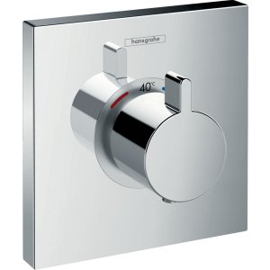 HANSGROHE ShowerSelect Termostatický ventil pod omietku chróm 15760000