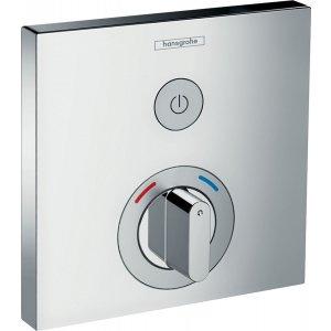 HANSGROHE ShowerSelect Zmiešavacia batéria pod omietku pre 1 spotrebič chróm 15767000