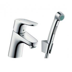 HANSGROHE Focus Bidety 1jet, ručná sprcha páková umývadlová batéria, sada dĺžka 1,60 m chróm 31926000