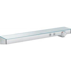 HANSGROHE ShowerTablet Select Termostatická batéria univerzálna na stenu pre 2 spotrebiče