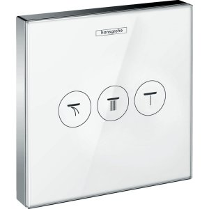 HANSGROHE ShowerSelect Glass Ventil pod omietku