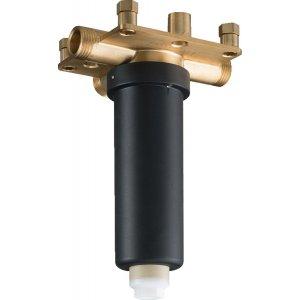 HANSGROHE Rainmaker Select Základné teleso pre hornú sprchu s prívodom od stropu 24010180