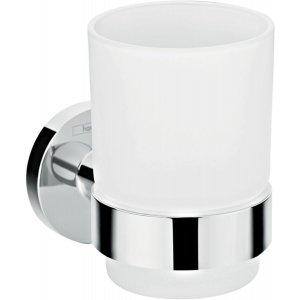 HANSGROHE Logis Universal Nádobka pre ústnu hygienu chróm 41718000
