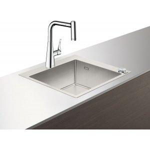 HANSGROHE C71 Select Drezová kombinácia 450  550x500 mm, rôzne prevedenia