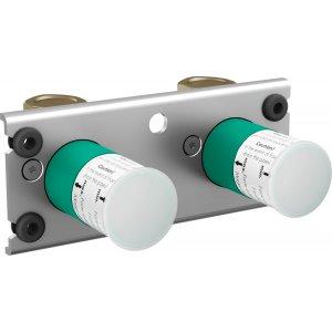 HANSGROHE Rainfinity Základné teleso pre Showerpipe 360 1jet s podomietkovou inštaláciou 26840180