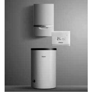 Vaillant Plynový kondenzačný kotol ecoTEC plus VU so stacionárnym zásobníkom teplej vody