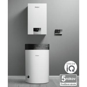 Vaillant Zostava kotla ecoTEC exclusive IoniDetect a zásobníka VIH R 120 na prípravu teplej vody