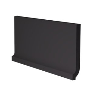 RAKO Taurus Color sokel so žliabkom 19 S Black 20x9 TSPEM019