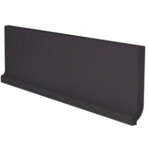 RAKO Taurus Color sokel so žliabkom 19 S Black 30x8 TSPJB019