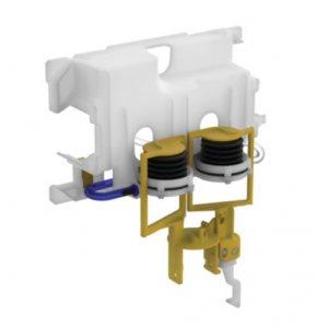 IDEAL Standard ProSys Prestavbová sada 120 na pneumatické ovládanie R009867
