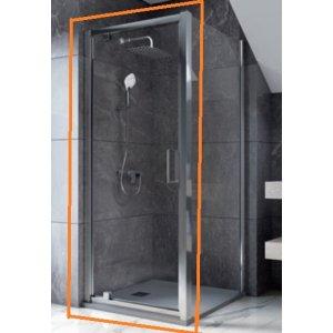 IDEAL Standard Connect 2 Pivotové sprchové dvere rôzne prevedenia