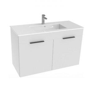 Jika Cube Skrinka s umývadlom 100 cm 980 x 607 x 422 mm, rôzne prevedenia