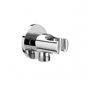 Jika Cubito-N Pripojenie sprchovej hadice 60x70x40 mm, chróm  (H3631X00041521)